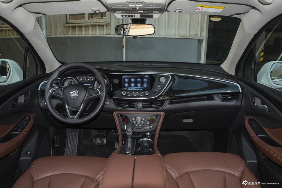 2018款昂科威2.0T自动四驱精英型28T