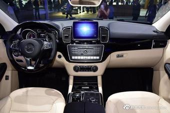 奔驰(进口) 奔驰GLE 2017款 GLE 500 4MATIC 轿跑SUV