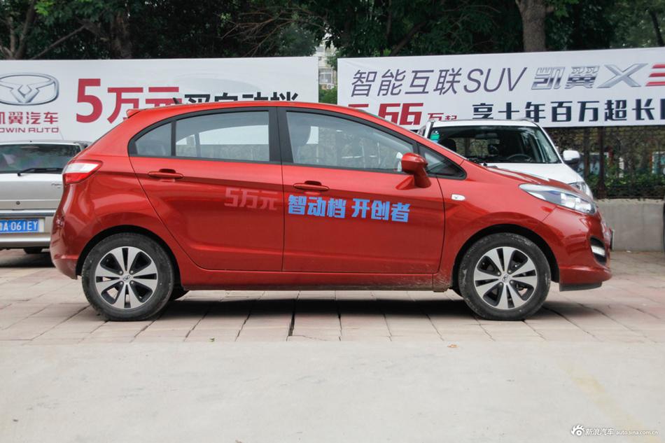 值得购买的新车之一,凯翼C3R最低8.8折