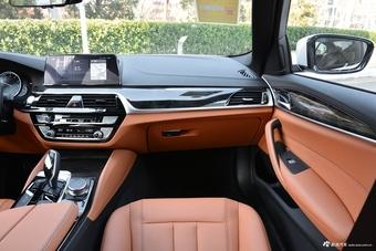 2018款宝马5系改款2.0T自动530Li领先型M运动套装
