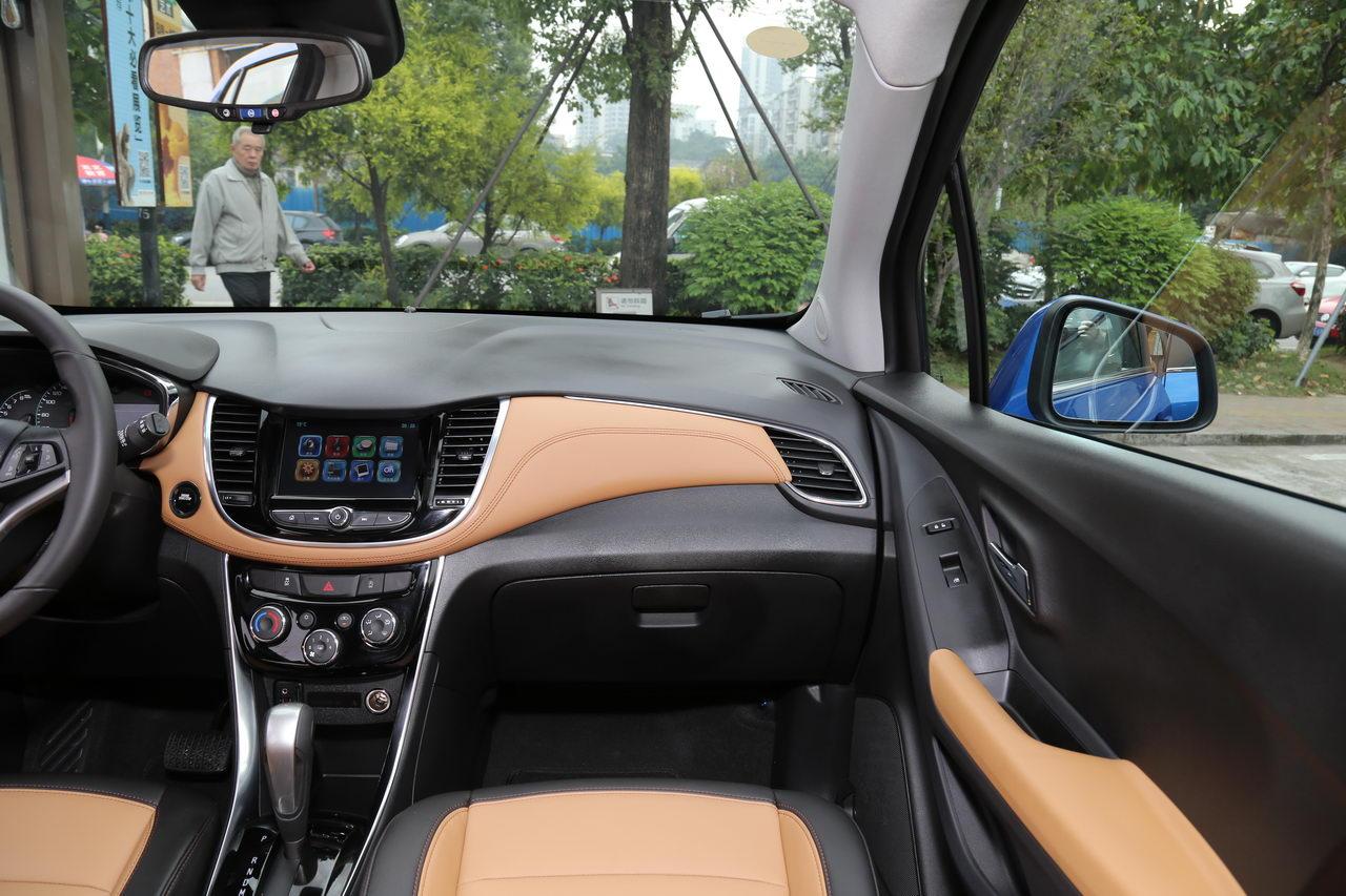 2017款TRAX创酷 1.4T自动四驱旗舰型