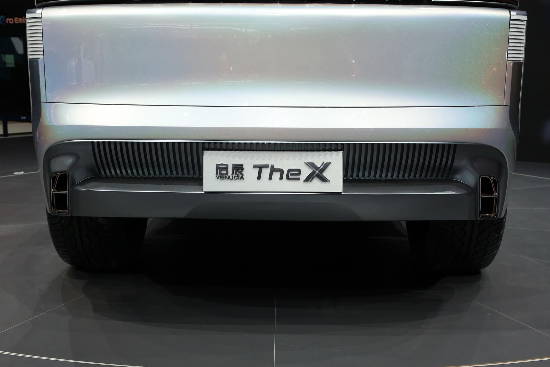 启辰THE X