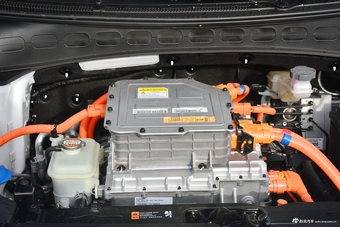 起亚KX3 EV底盘图