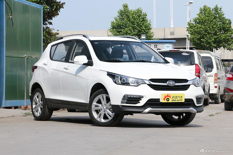 5月限时促销 天津一汽骏派D60最高优惠0.54万