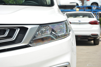 2018款远景SUV 1.4T自动4G互联旗舰型