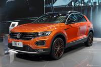 深港澳车展|一汽-大众首款SUV探歌亮相