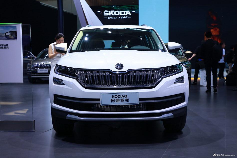 5月新车比价 斯柯达柯迪亚克售价16.43万起