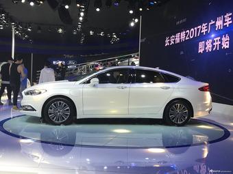 2017广州车展探馆:国产蒙迪欧Energi