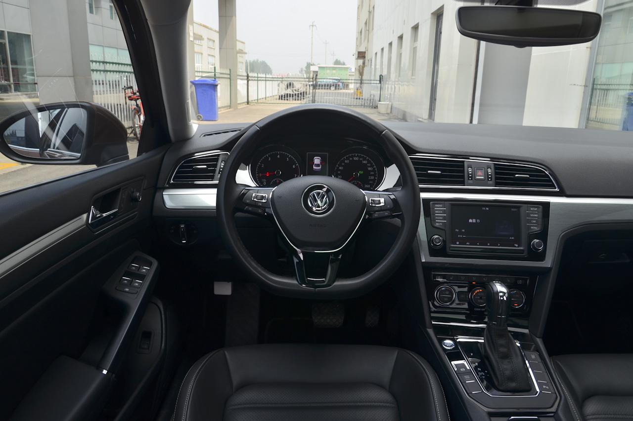 2017款凌渡1.4T自动豪华型280