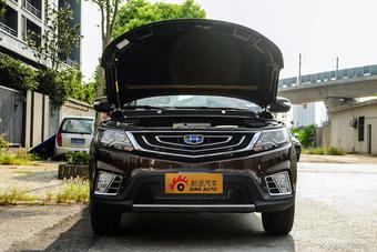 吉利远景SUV图片