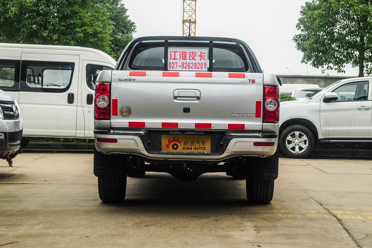 2016款 帅铃T6 2.0T柴油旗舰型D19TCID7