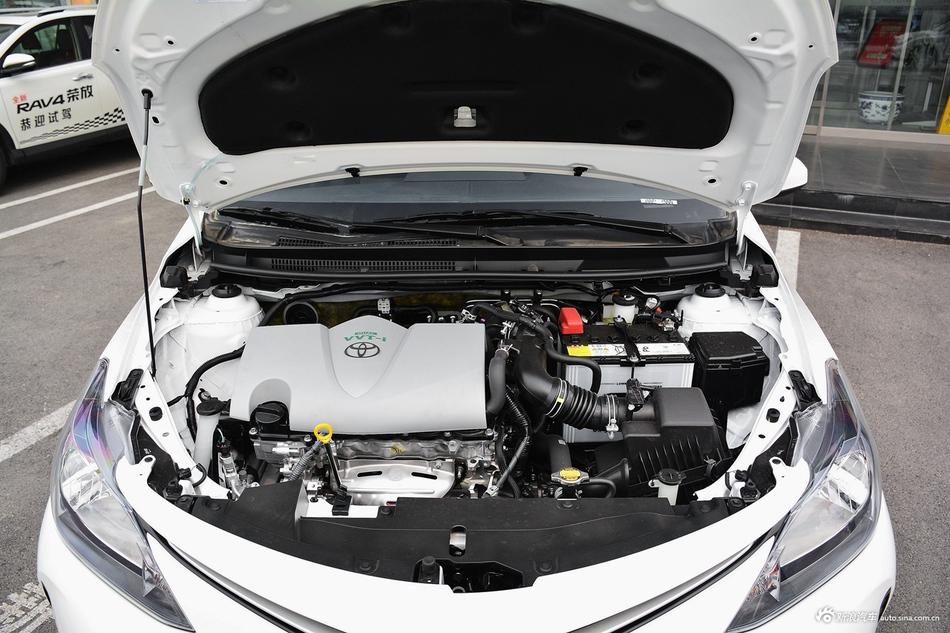 2017款威驰FS 1.3L自动锋锐版S-CVT