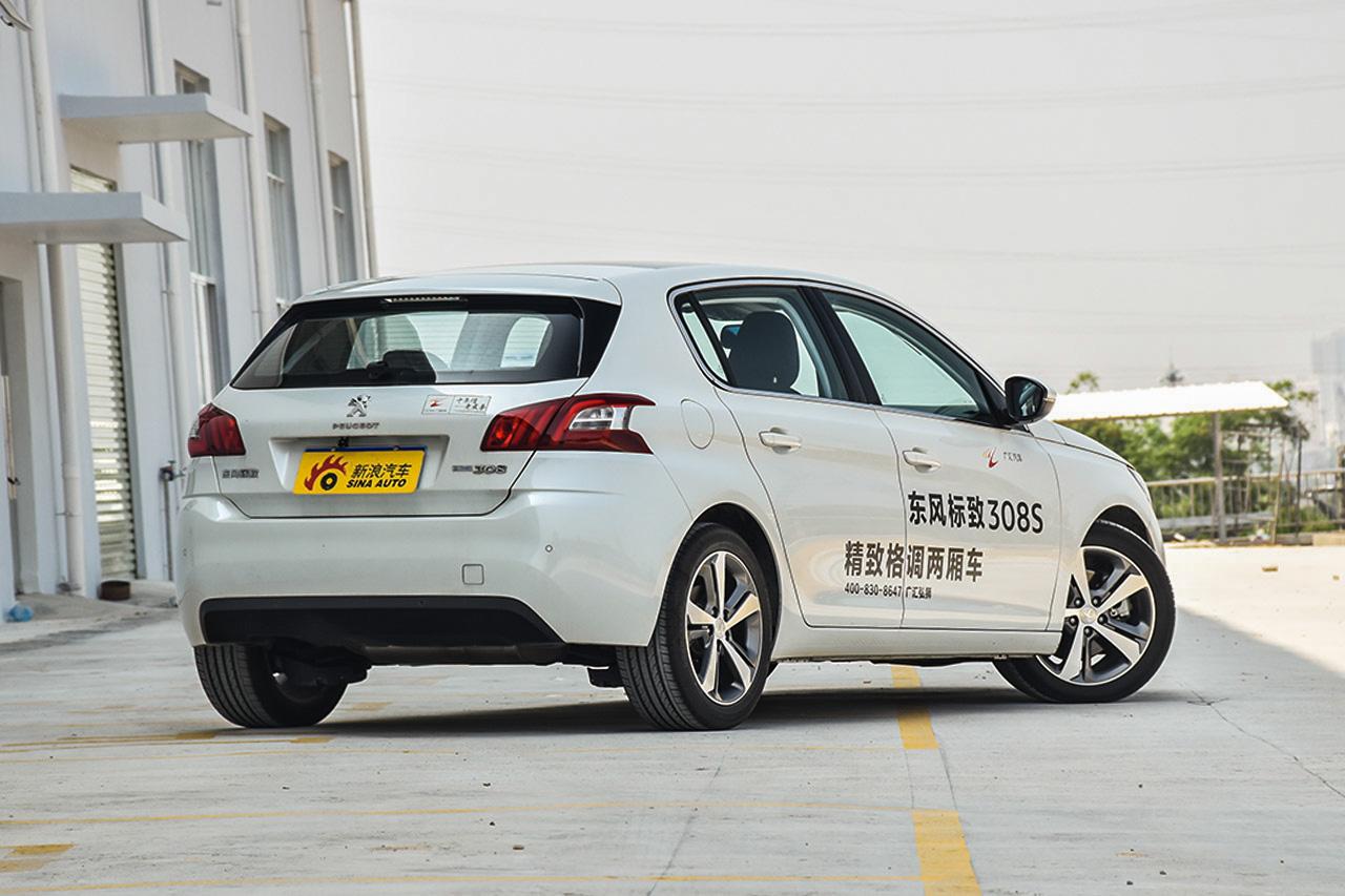 2015款东风标致308S 1.6T自动睿驰版