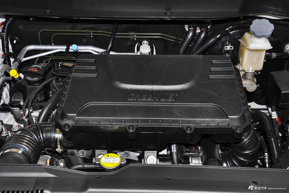 2015款瑞风S2 1.5L手动豪华智能型 典雅白