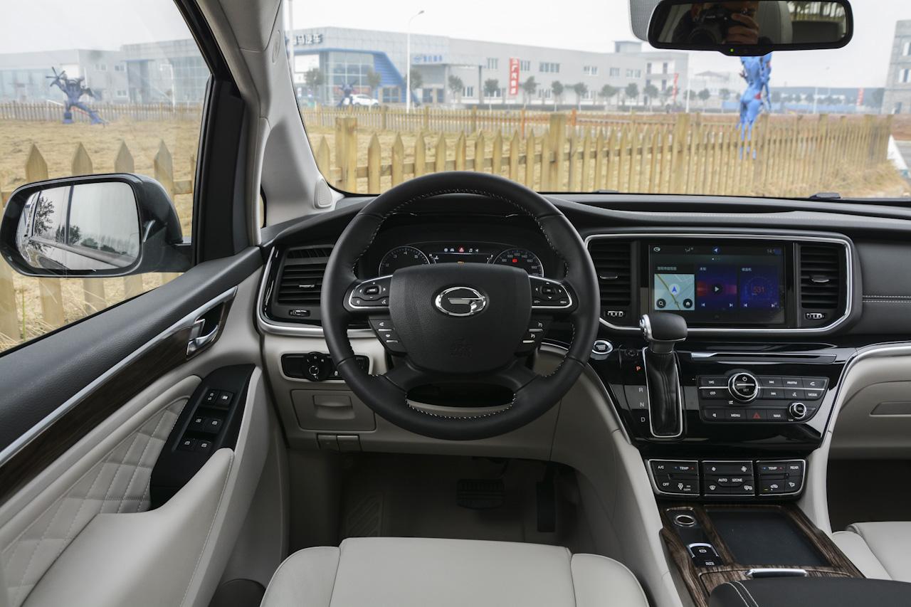2018款传祺GM8自动320T尊贵版