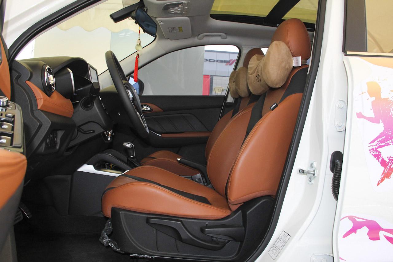 2016款北汽绅宝X35 1.5L自动尊贵版