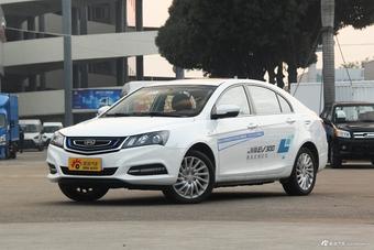 2017款帝豪新能源EV300三厢尊贵型
