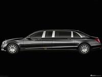 图集|新款迈巴赫S650 Pullman 奢华到了极致