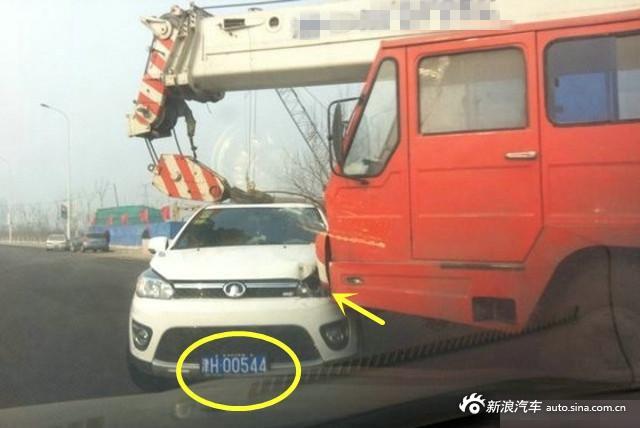 中国最牛的8辆吊车