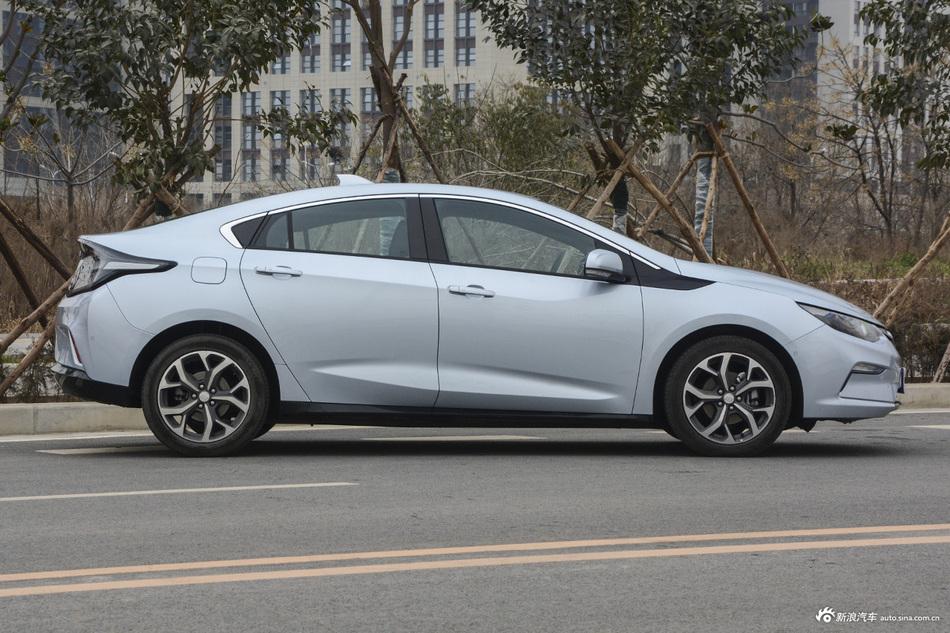 新车随便挑,别克VELITE 5新能源成交价22.21万起