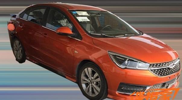 外观更运动 艾瑞泽5 1.5T车型3月上市