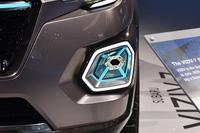 2016款斯巴鲁VIZIV7概念车