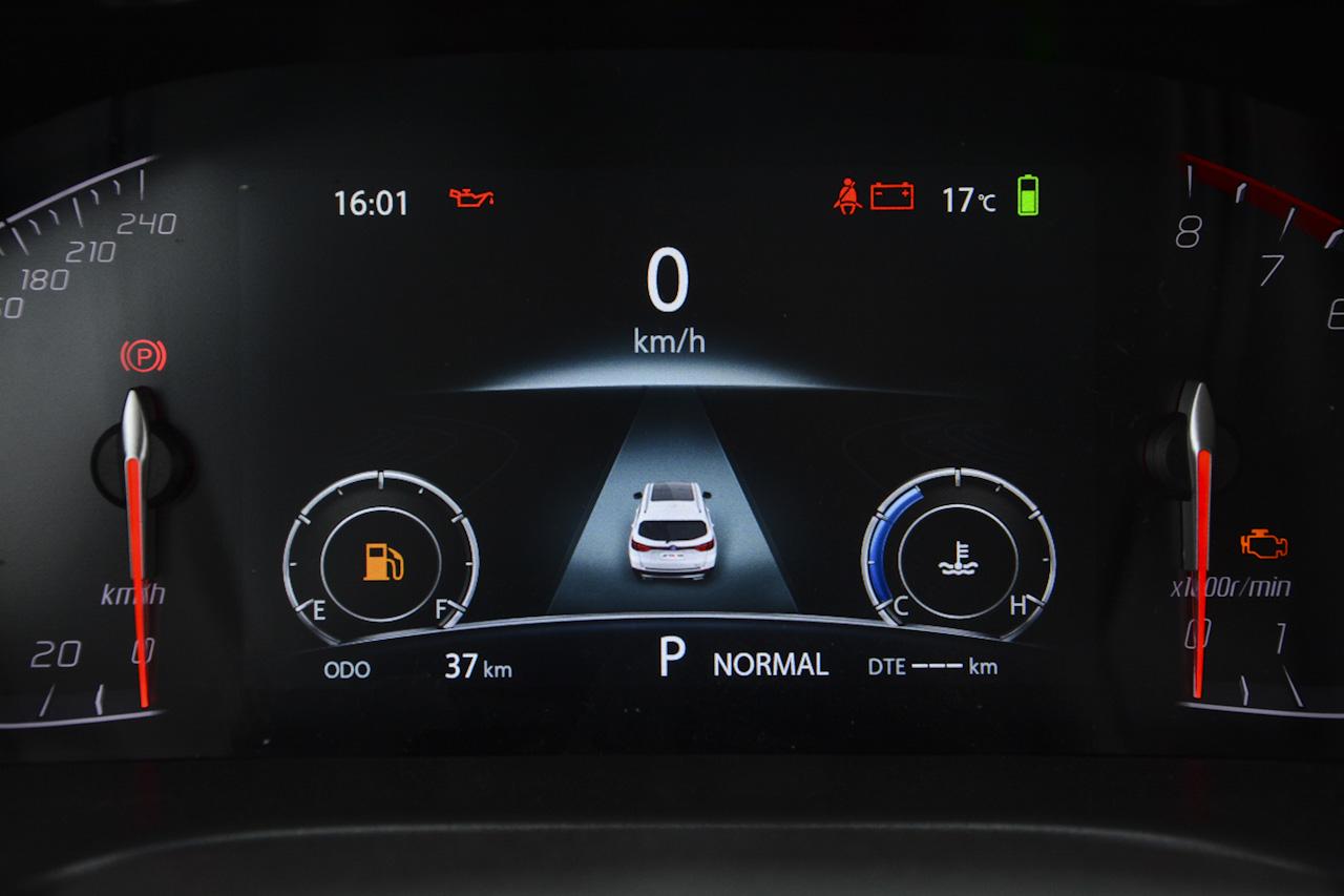 2018款长安CS75 1.5T自动精智型