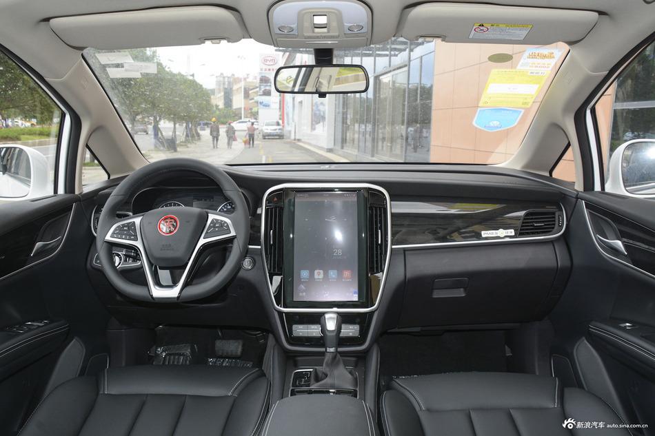 2018款比亚迪宋MAX 1.5T自动智联精英型6座