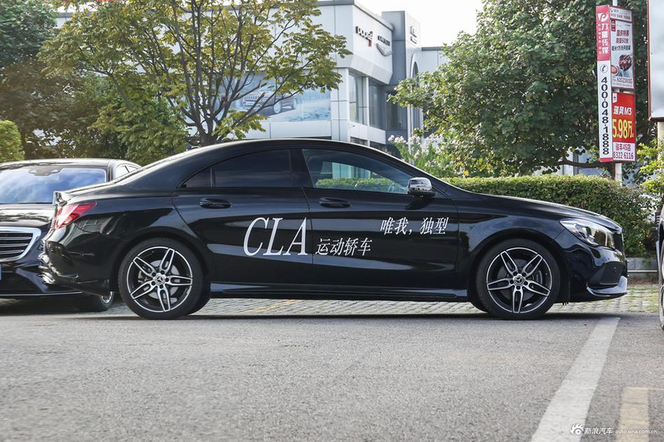 上班族喜欢,外观时尚性能表现好,奔驰CLA级全国21.12起