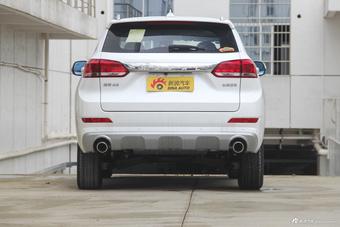 2018款哈弗H6 Coupe 1.5T自动两驱超豪型红标