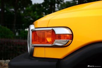 2017款丰田FJ酷路泽 4.0L