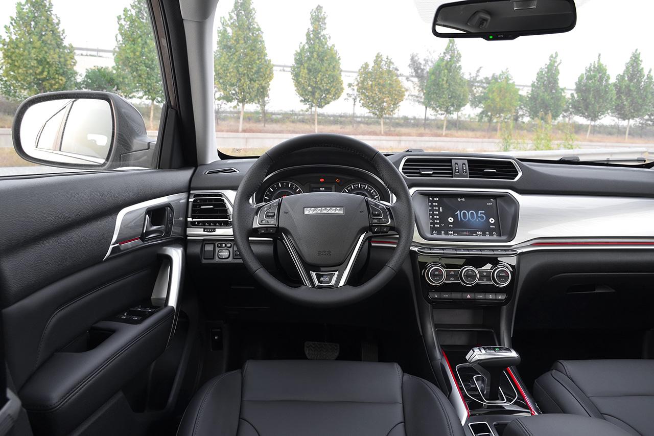 2018款哈弗H2 1.5T自动两驱尊贵型蓝标