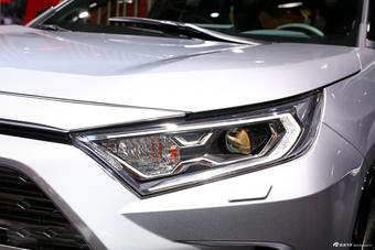 实拍|新一代丰田RAV4混动版 产自TNGA架构