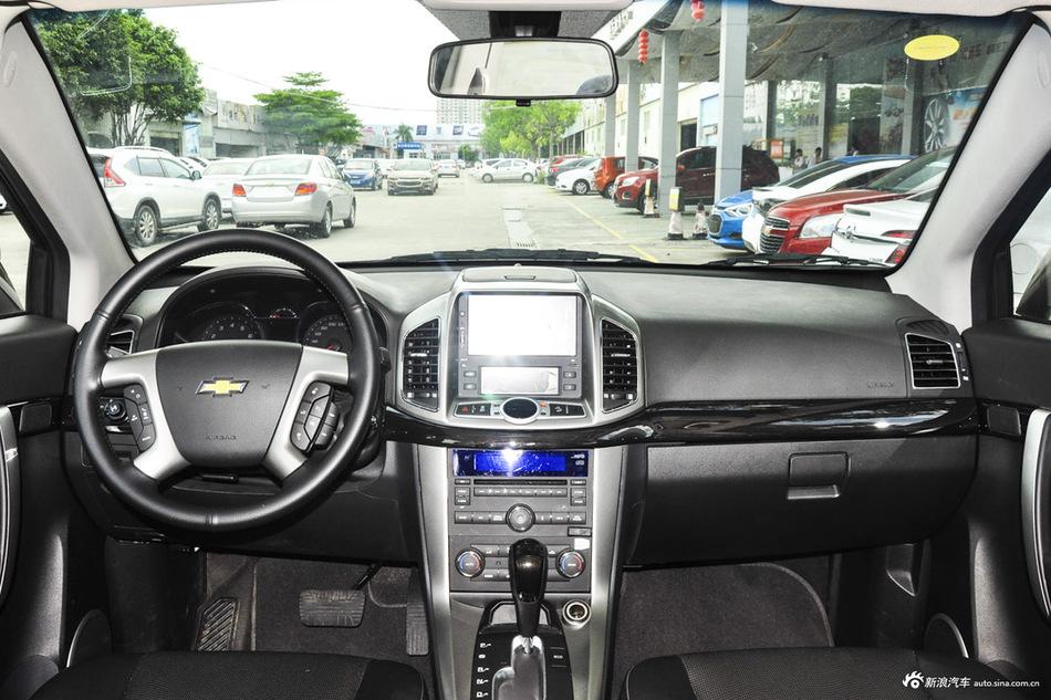 2015款科帕奇2.4L自动7座四驱旗舰版