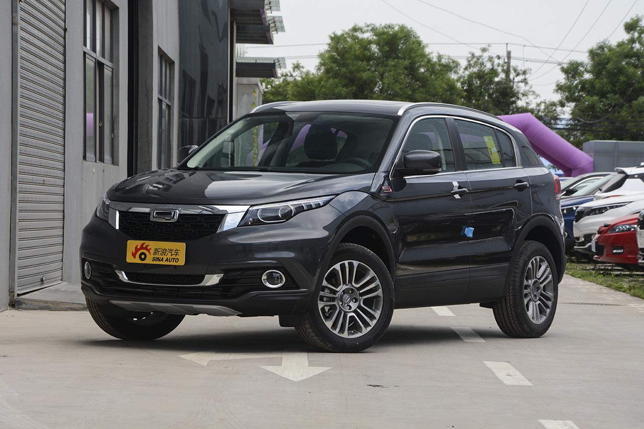 2018款观致5 SUV 1.6T自动尊贵型