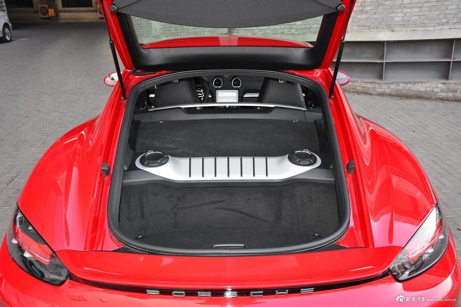 2016款保时捷718 Boxster S 2.5T自动