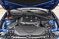 2019款宝马3系GT 2.0L自动320i M运动型