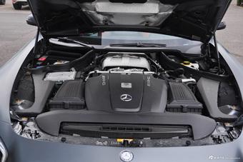 AMG GT底盘图