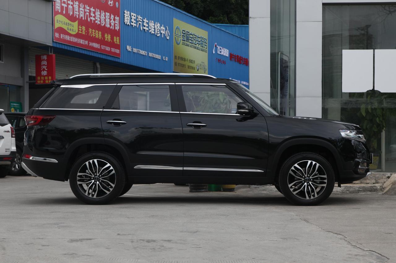 2018款昌河Q7 1.5T手动豪华型5座