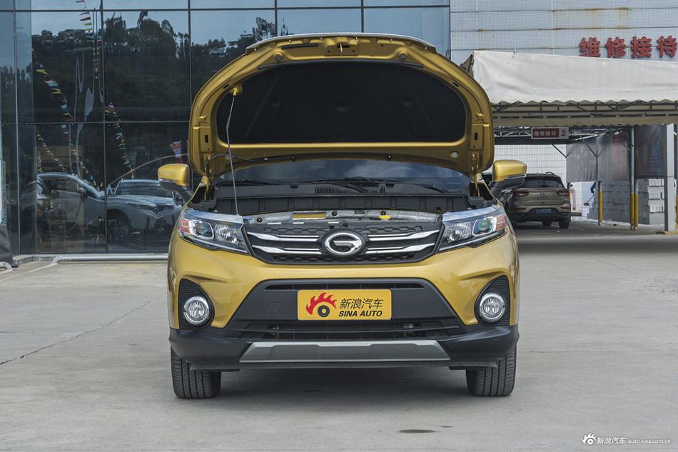 2017款传祺GS3 200T 1.3T自动尊贵版