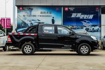 2016款 拓陆者 2.8T E5 柴油两驱精英版ISF2.8