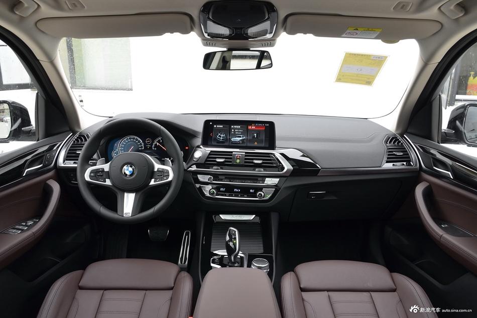 2018款宝马X3 2.0T自动xDrive28i M运动套装