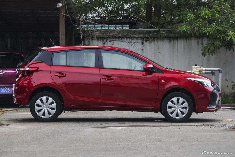 只买适合不买贵,关键性价比超高丰田YARiS L致炫最高优惠2.04万