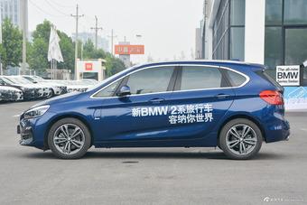 2018款宝马2系旅行车218i 1.5T自动尊享型运动套装