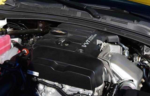 售39.99万 雪佛兰新一代科迈罗RS上市