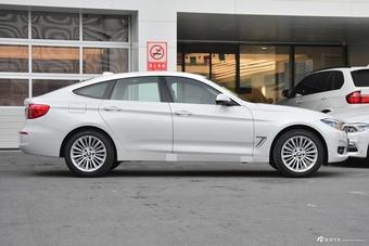 2019款宝马3系GT 2.0L自动320i豪华设计套装