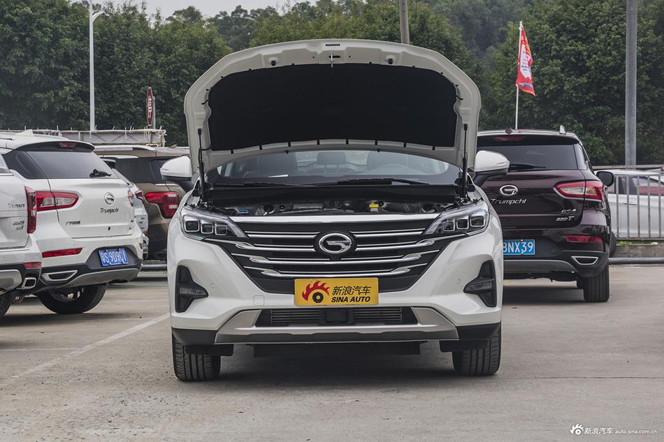 2019款传祺GS5 1.5T自动尊贵版270T
