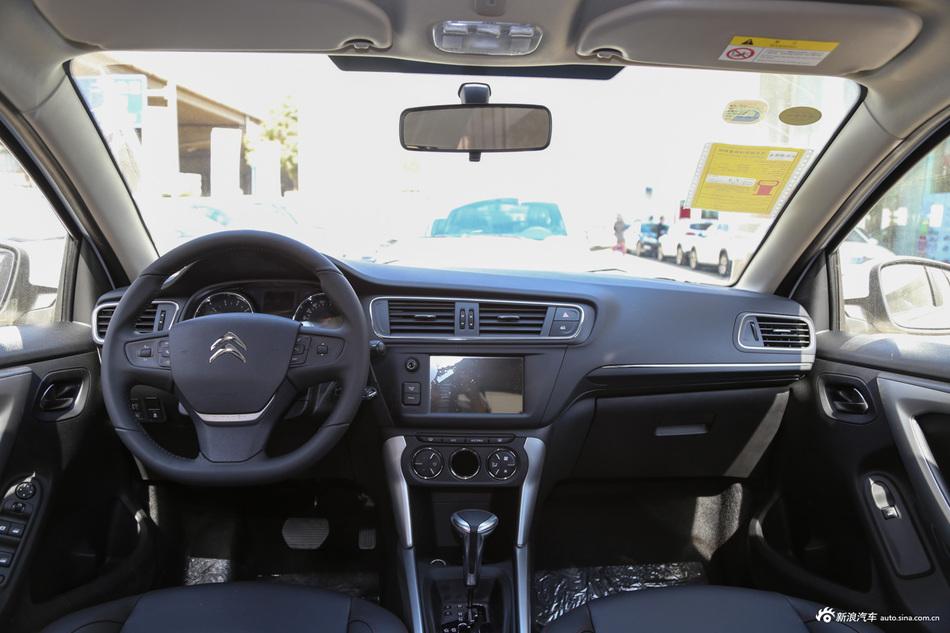 2017款雪铁龙C3-XR 1.6L自动先锋型
