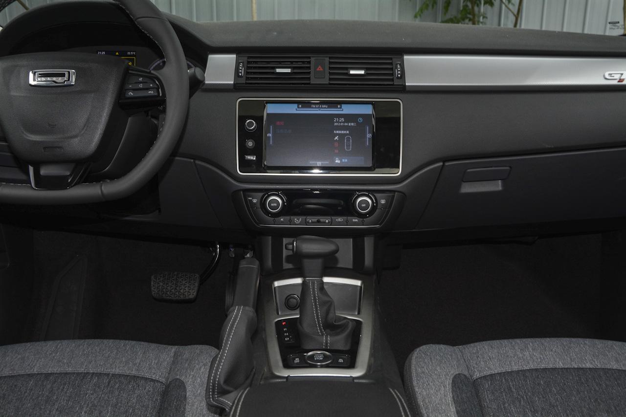 2018款观致3 GT 1.6T自动尊贵型