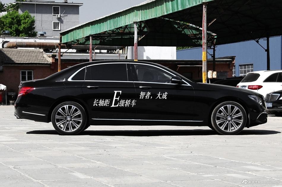 9月新车比价 奔驰E级最高直降2.94万